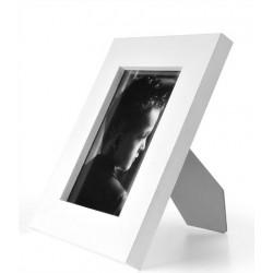 Ramka na fotografię prosta 13x18 biały