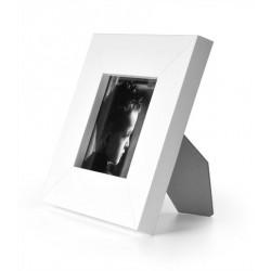 Ramka na fotografię prosta 10x10 biały
