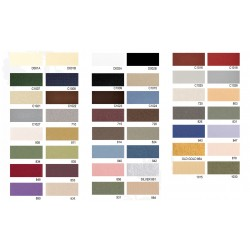 Passe-partout 20x20cm, 48 kolorów do wyboru