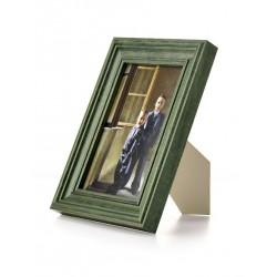 Ramka do zdjęć retro 204, 10x15 zielona