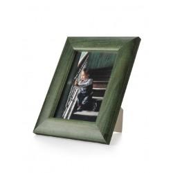 Ramka do zdjęć zaokrąglona 15x21 zielona
