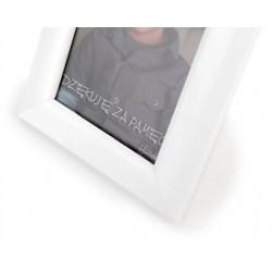 Ramka na zdjęcia 203, 10x15  biała